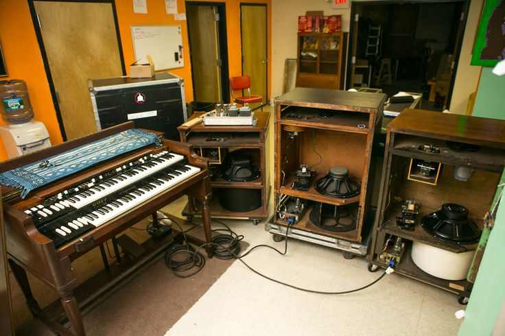 Vintage Vibe Electric Piano co - Have a Hammond or Leslie that needs servicing? Get...