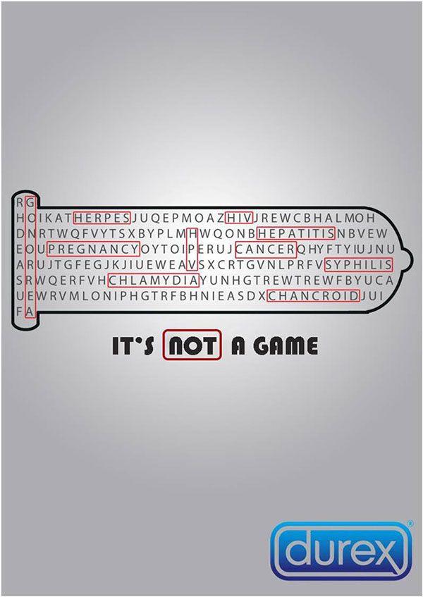 Durex Advertisement by Argyro Roussou, via Behance