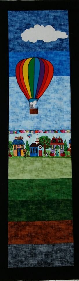 Row by Row Experience 2016! Get your free pattern for this at the Beverly Fabrics in Rohnert Park, CA