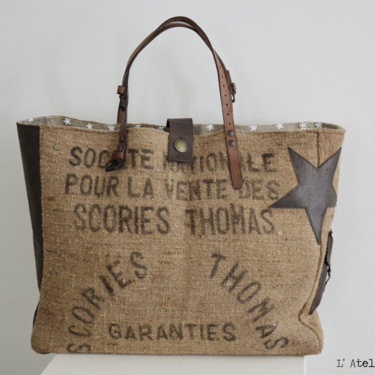 DIY: réaliser un sac au style vintage
