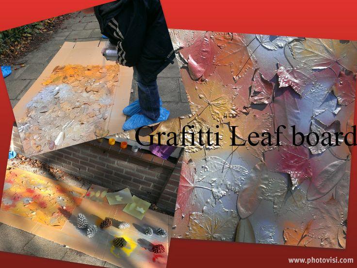 Grafitti Leaf board