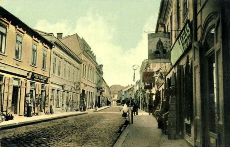 Another old street in Craiova that has still been preserved and restored for the citizens of www.iCraiova.com