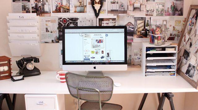 Jenuh dengan Meja Kerja Anda Begini Cara Mengatasinya