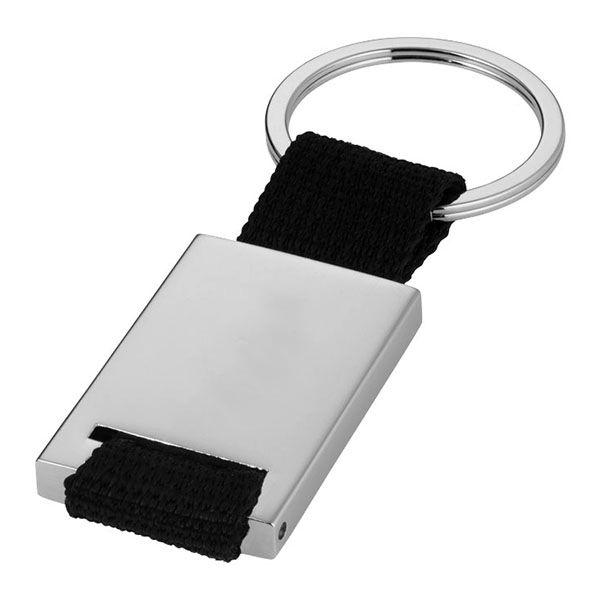 Gravírozott modern kulcstartó díszdobozban