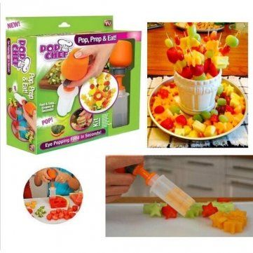 UR Kitchen Gadgets Kitchenware POP CHEF Fruit Decoration Tool DIY Fruit Carving Tool Set ** Remarkable product available now. : Bakeware