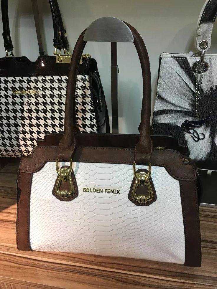 bolsa alça fixa bag golden fênix verniz vintage couro eco
