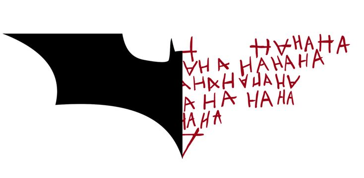 batman joker symbol