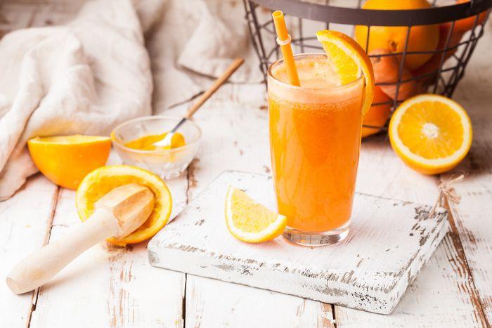 627 Carrot Orange Smoothie عصير الجزر و البرتقال Cooking With Alia Orange Smoothie Cooking Lamb Chops Smoothie Recipies