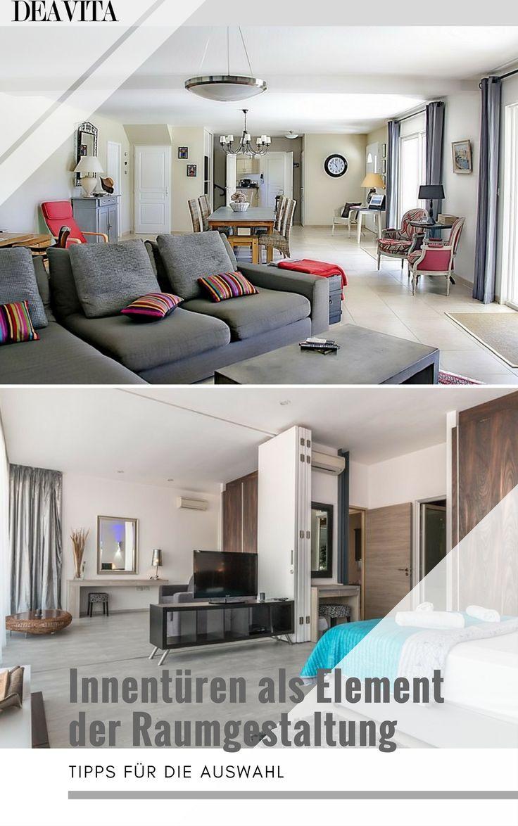 Sie möchten Ihre Wohnung renovieren und die alten Innentüren durch neue ersetzen? Wir geben Ihnen hilfreiche Tipps, wie Sie die richtige Auswahl treffen. #interior #door