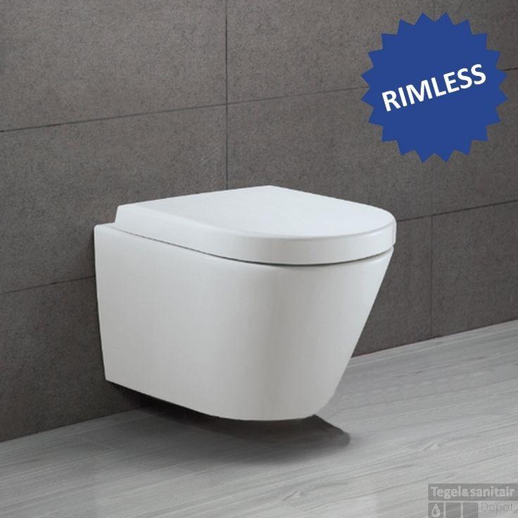 56 best images about toiletpot on pinterest - Deco hangende toilet ...
