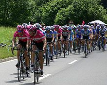 #ridecolorfully with the Tour De France