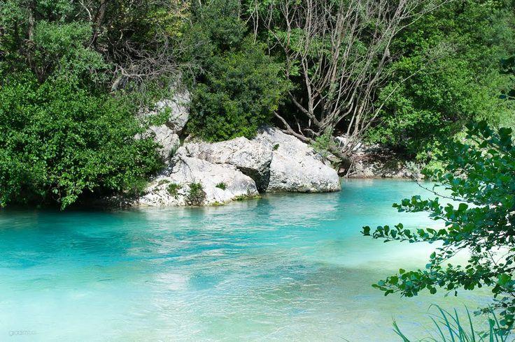 "Acheron Springs - The ""Rock"""