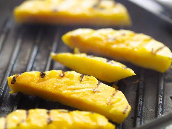 Gegrillte Mango |
