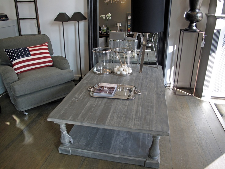 New sofa table grey - in shop now !