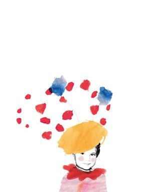 """""""Mini"""" A series by Italian artist, Serena Viola. www.serenaviola.itArt Inspiration, Arty Stuff, Art Class, Children Room, Italian Artists, Kids, Baby Mania, Art Projects, Www Serenaviola It"""