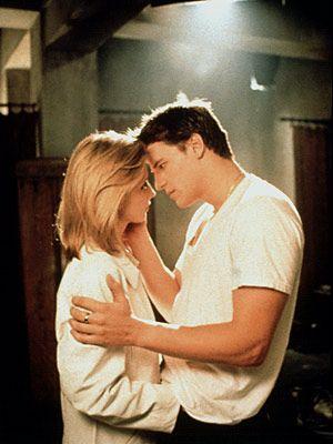 Angel and Buffy. :)