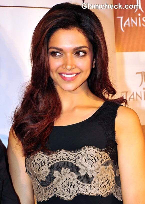 demi moore hairstyles : waves Deepika Padukone Hairstyles, Deepika Padukone Makeup, Hairstyles ...