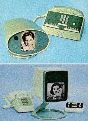 Video phone technologies were available decades before finally catching on with Skype and mobile phones. Why do some technologies go nowhere, while others spread the instant they become available?