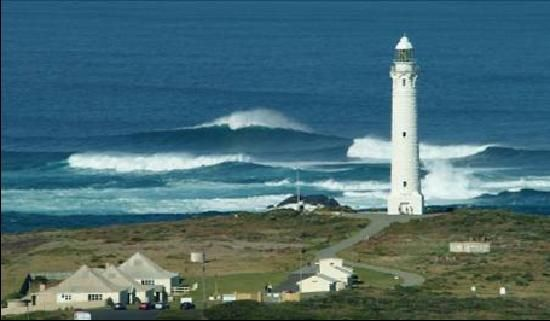 Cape Leeuwin Lighthouse, Margaret River region Western #Australia