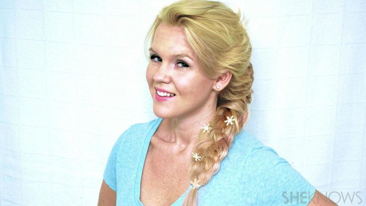 We perfected the Frozen braid tutorial. You're welcome.