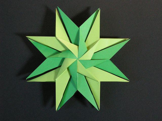 8-Pointed Star Variation http://www.flickr.com/photos/melisande-origami/6147344434/in/set-72157627545165885
