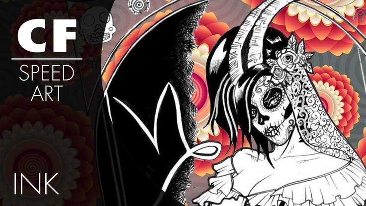 SPEED INK: new works for september!