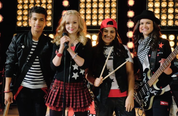 "LIV AND MADDIE – ""Band-A-Rooney"" – Liv rallies together a band, The Dream, to compete in the upcoming Stevens Point Battle of the Bands contest. Joey and Artie form a band too, but they can't seem …"