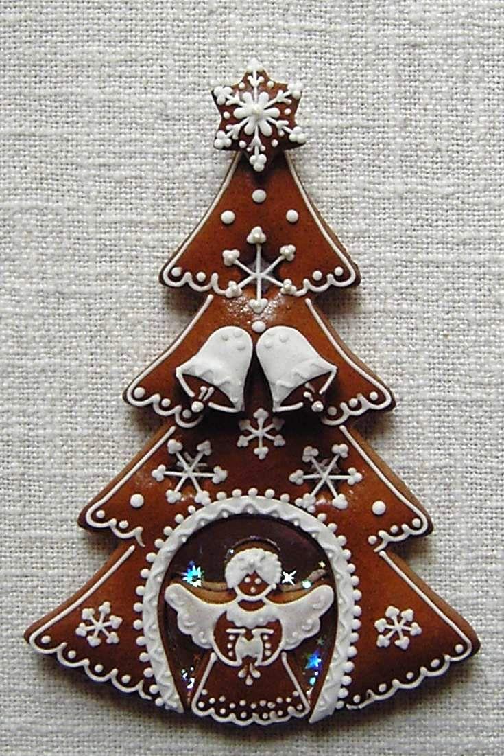 gingerbread / perník