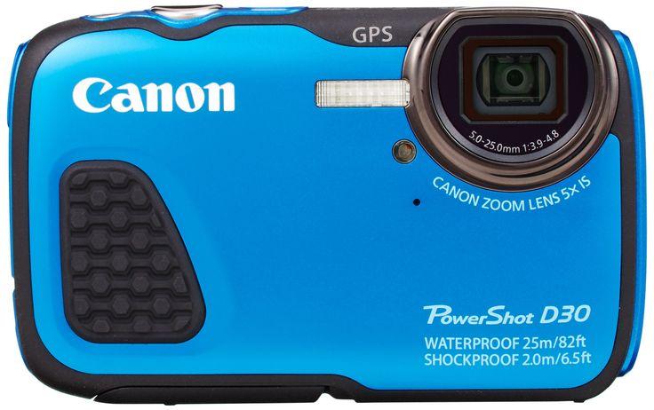 Canon PowerShot D30 Waterproof Digital Camera - International Version (No Warranty). Canon PowerShot D30 Waterproof Digital Camera[Japan Import].