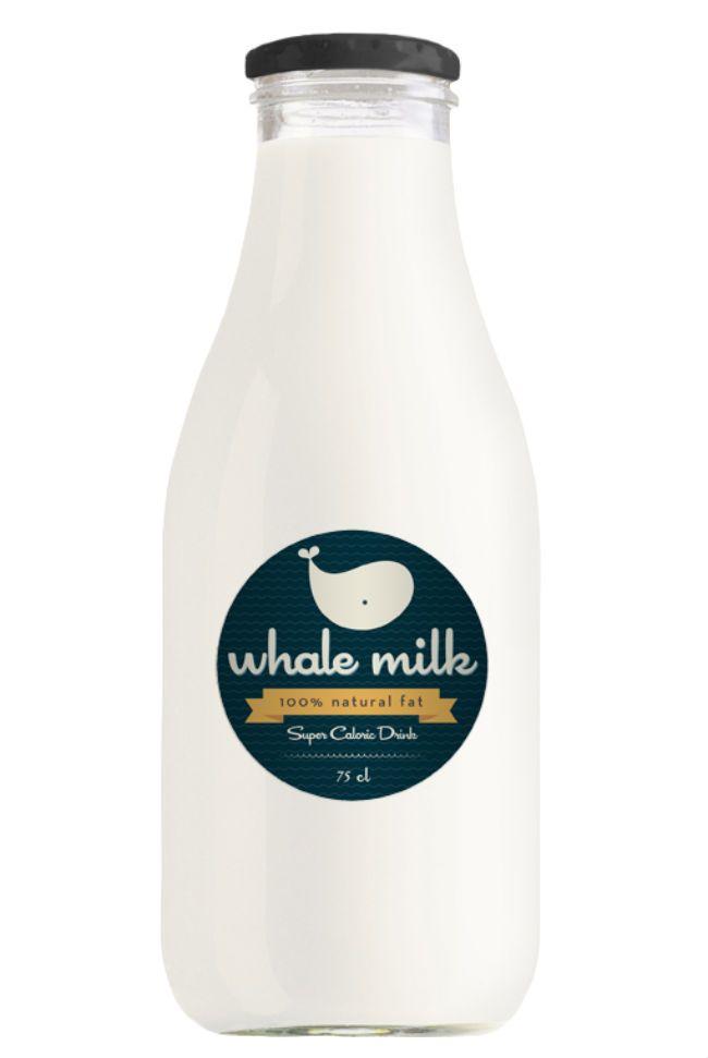 Whale milk