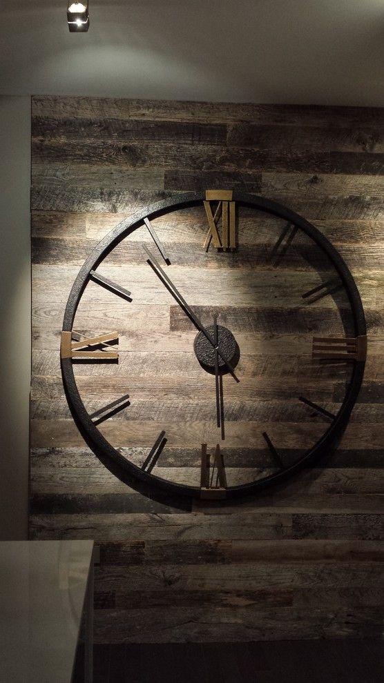 Baroque-howard-miller-clocks-in-Hall-Contemporary-with-Rustic-Clock-next-to-Oversized-Clock-alongside-Rustic-Wall-Clock-andLarge-Clock-.jpg (556×990)