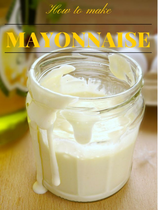 17 best images about diet on pinterest fast metabolism diet avocado and weight loss - Make best mayonnaise ...