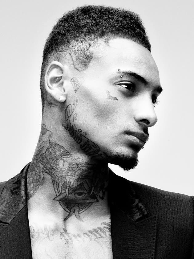 ~Neck Tattoo~