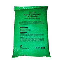 Sac de terreau Plantes Grimpantes et Clématites - 5 litres - utilisable en agriculture biologique