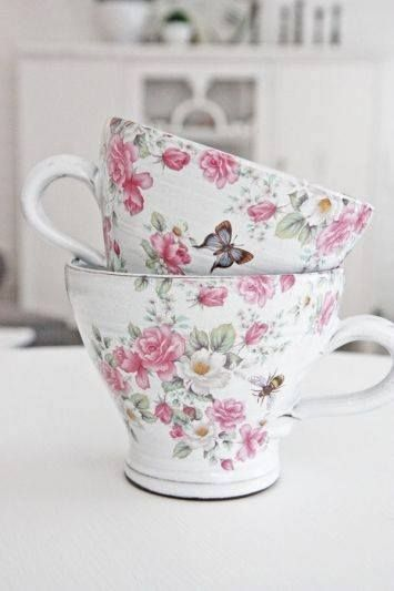Xícara de chá