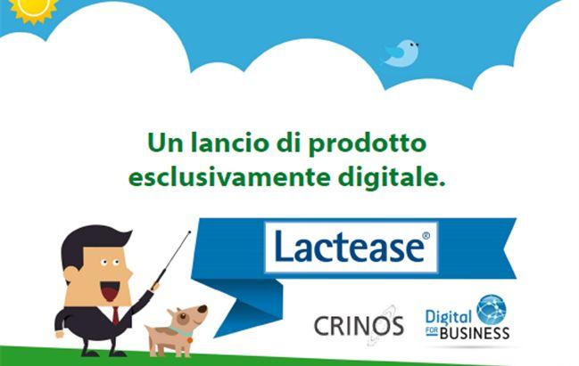 CRINOS: Progetto Lactease