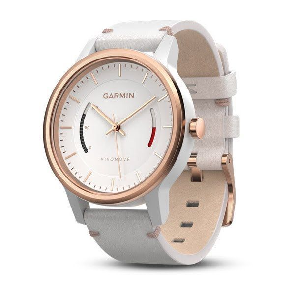 Fitness Tracker | vivomove | Garmin | Analog Watch Activity Tracker