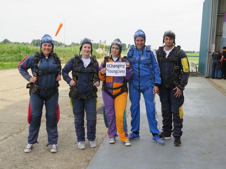 UK Parachuting Beccles.  #skydive