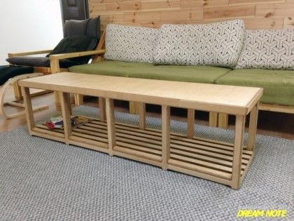 [가구 DIY]거실 소파 테이블 만들기 : 네이버 블로그