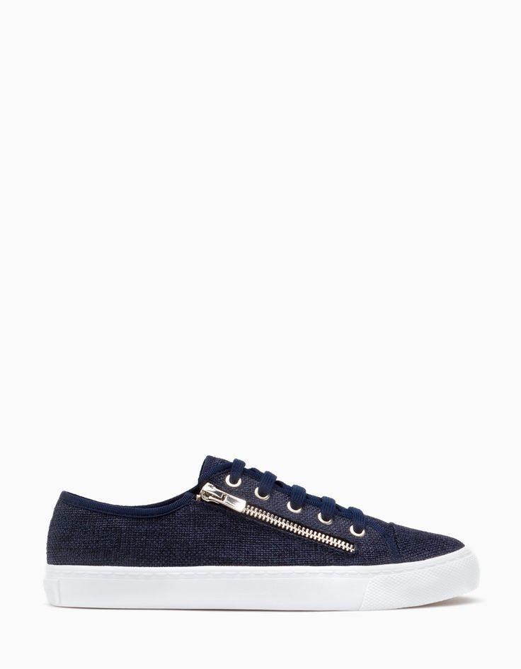 Sneaker zip
