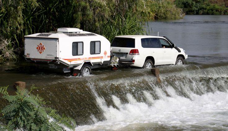 Off Road Caravan Kimberley Karavan My Style Pinterest