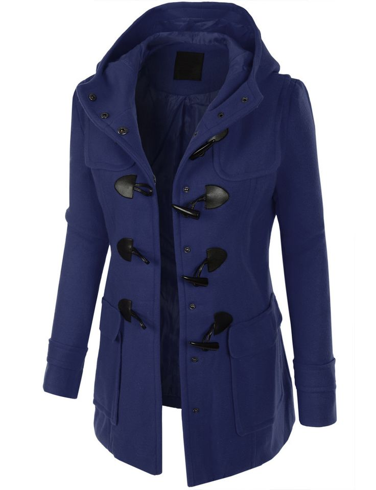 Winter pea coats women