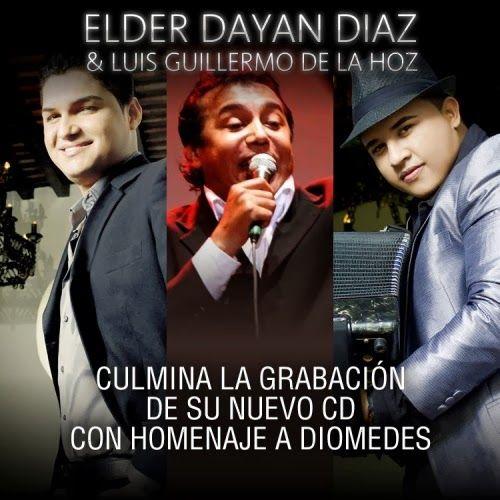 @ElderDiaz01 y @LGDeLaHoz Culminan La Grabación De Su Nuevo CD - http://wp.me/p2sUeV-46I  - #Noticias #Vallenato !
