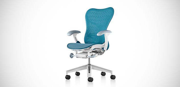 Poltrona ufficio Mirra 2 di Herman Miller, Designer Studio 7.5