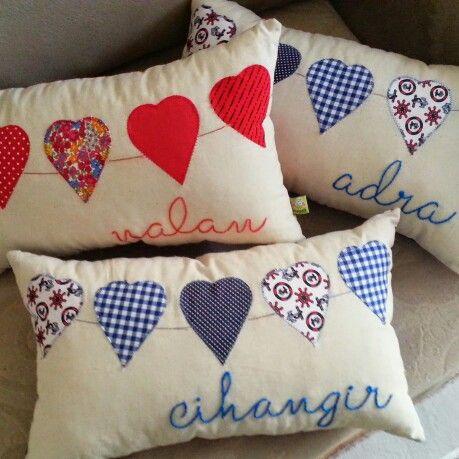 İsim Yastık / Name Pillow