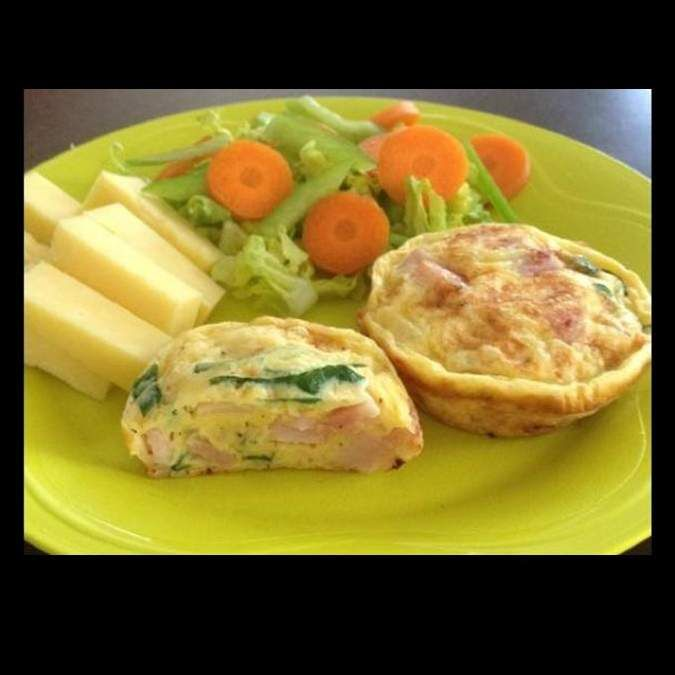 Recipe Pie Maker Quiches by theroadtolovingmythermomix - Recipe of category Baking - savoury