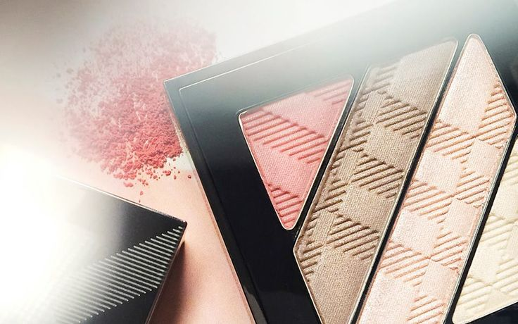 Luminescent hues and earthy tones - The Burberry Make-up S/S14 collection shot with #iPhone5s