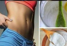 Sodium Bicarbonate Eliminates Belly, Thigh, Arm And BackFat