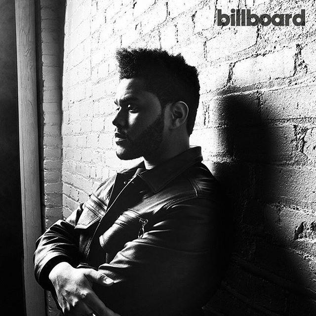 The Weeknd @billboard