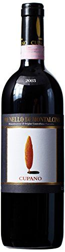2003 Cupano Brunello di Montalcino DOCG 750 mL ** More info could be found at the image url. http://www.amazon.com/gp/product/B00EZVL2UW/?tag=wine3638-20&phi=021016090330